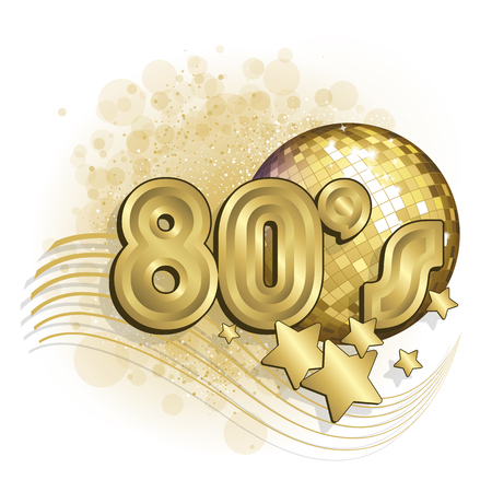 黄金の 80 年代