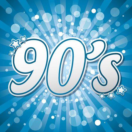 90s: Blue 90s