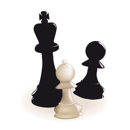 manipulate: Chess pawns