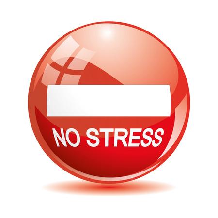 overwork: No stress
