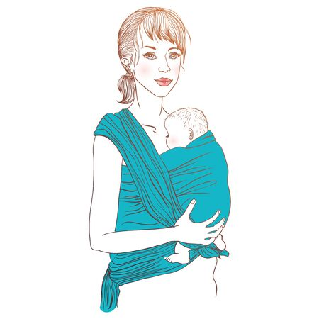 wrap: Wrap Baby Carrier