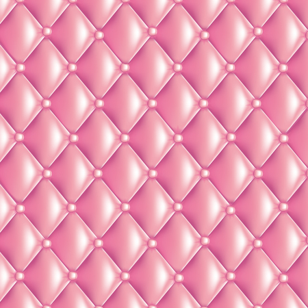 Pink quilted texture