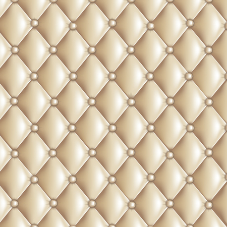 quilted fabric: Beige quilted texture