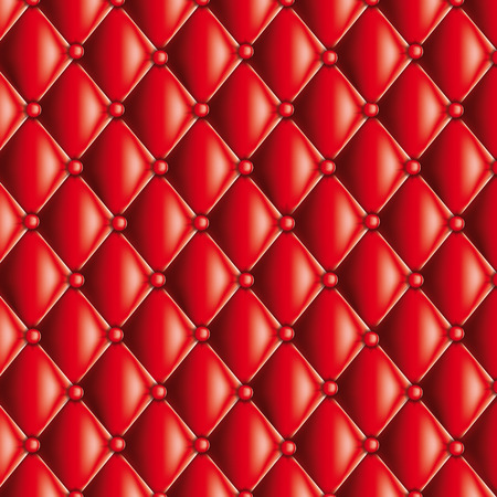 quilted: Red quilted texture