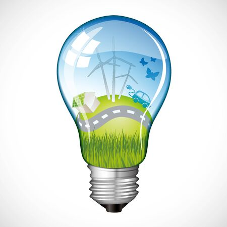 bucolic: Eco bulb