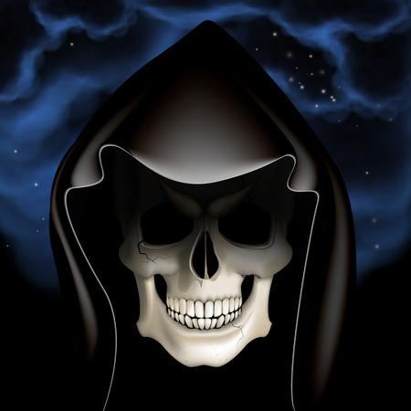dark: Dark skull