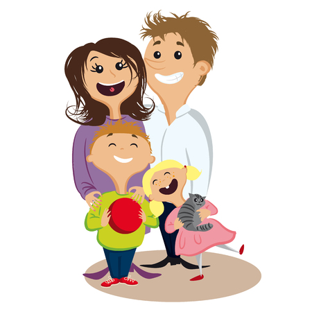complicity: Happy family