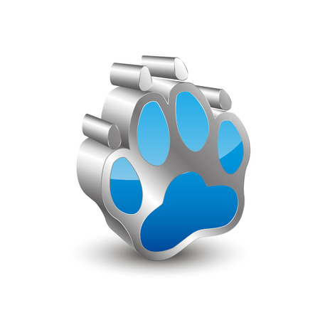 fart: Dogs paw 3D icon
