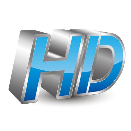 HD 3D icon Illustration
