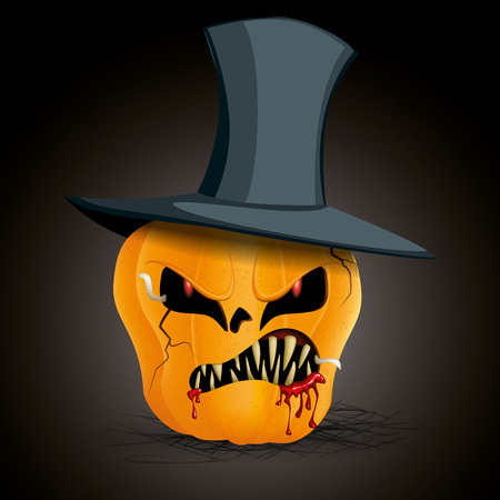 terrify: Bad pumpkin
