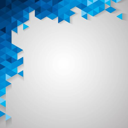 diamond shape: Abstract geometric background full vector