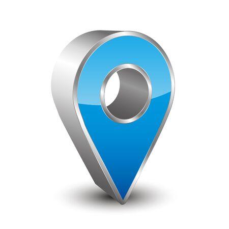 rentals: 3D icon rentals Illustration
