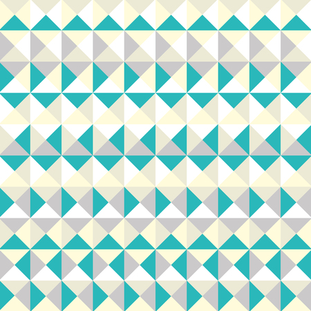 withe: Vintage geometric background withe sweet colors full vector