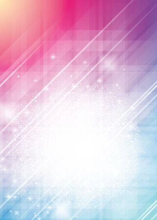 lightening: Abstract shining background lightening colors full vector