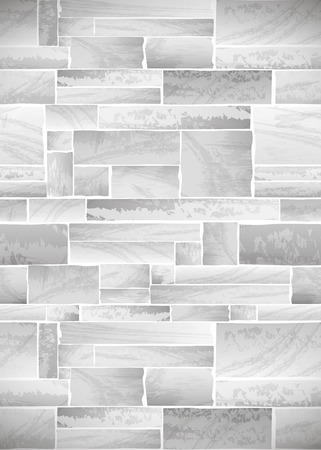 Stone wall texture full vector texture background