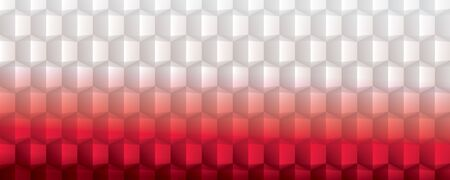abstract: Abstract geometric texture banner design full vector Illustration