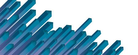 Abstract geometric texture banner design full vector Illustration