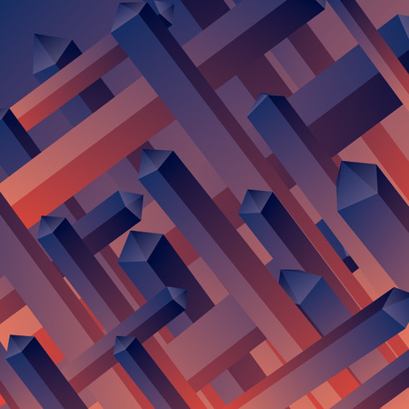 technologic: Abstract geometric texture background design full vector Illustration