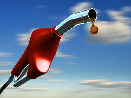 bomba de gasolina: Goteo de procesamiento de gas bomba boquilla - 3d