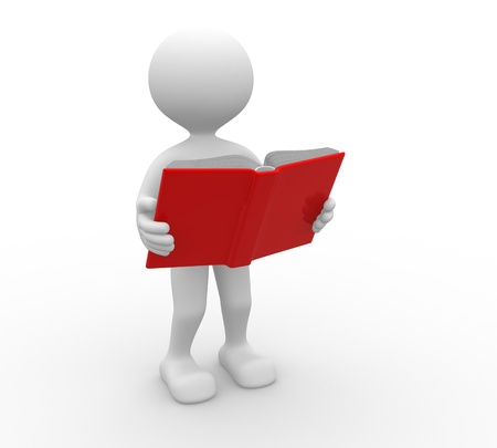 3 차원 사람들 - 책과 사람, 사람