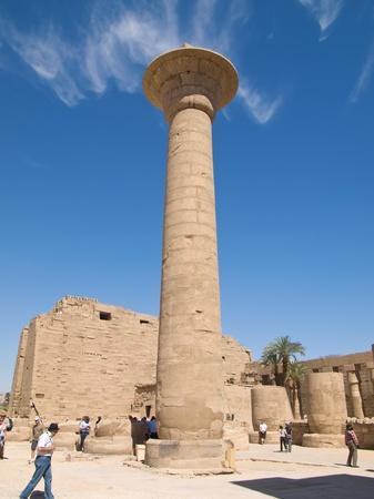 Karnak Temple Complex in Luxor