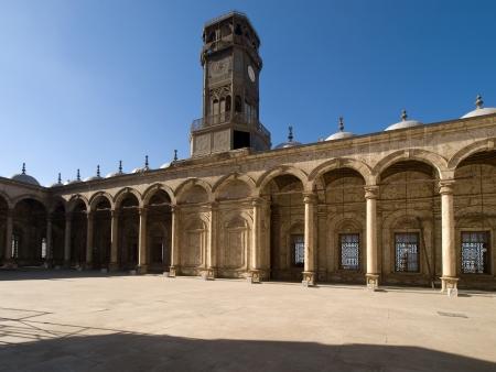 muhammad: Mosque of Muhammad Ali in Cairo Stock Photo