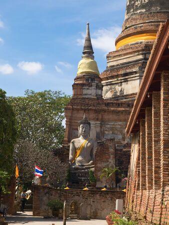 yai: Wat Yai Chai Mongkon a Ayutthaya