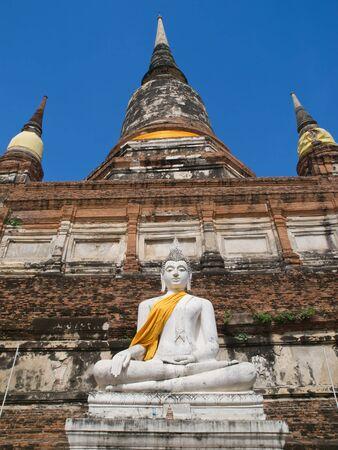 yai: Wat Yai Chai Mongkon in Ayutthaya
