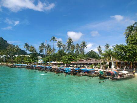 Phi-Phi island in Thailand