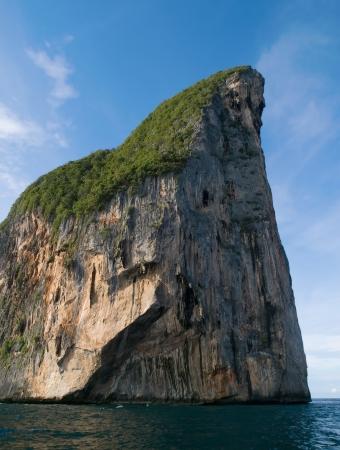 Island in Andaman sea Stock Photo