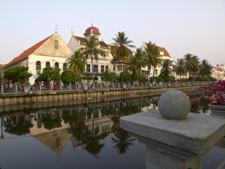jakarta: View of old Jakarta