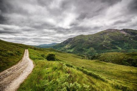 My trekking in West Highland Way (Scotland, UK)