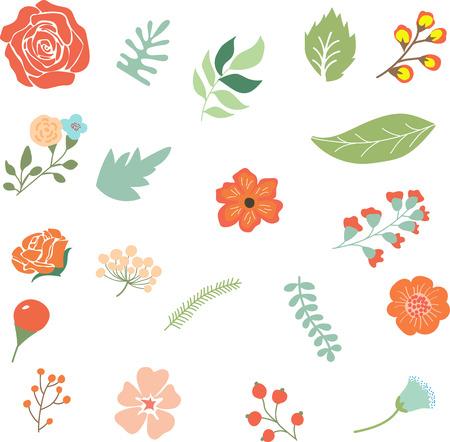 flower clipart: flower clipart