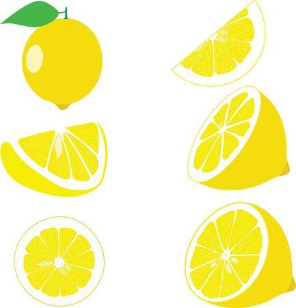 Set of lemons