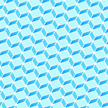rectangle: Blue Rectangle Pattern vector illustration