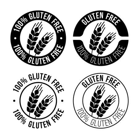 Glutenvrij embleem