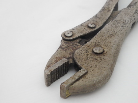 configurations: One tool is called locking pliers