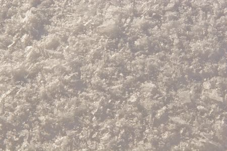 ice crust: Ice crust as a white background. thin crust of ice over snow as a white background