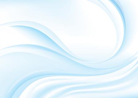 Wavy hellen Hintergrund Standard-Bild - 31064201