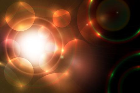 catchlight: Light background