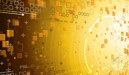 tech background: Tech fondo