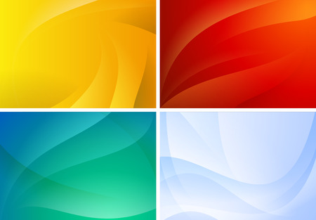Abstract backgrounds  イラスト・ベクター素材