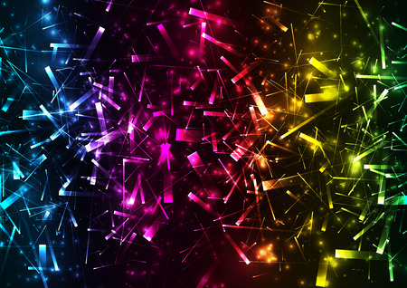 disco: Colorful background Illustration