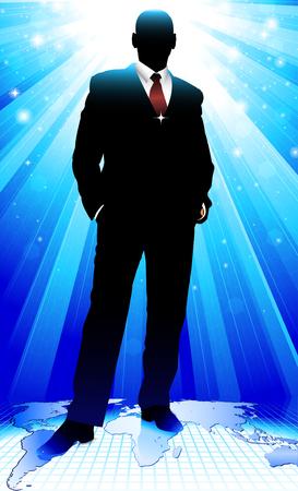 spiritual growth: Top businessman