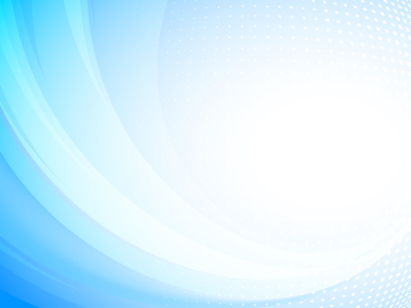 Blue background  イラスト・ベクター素材