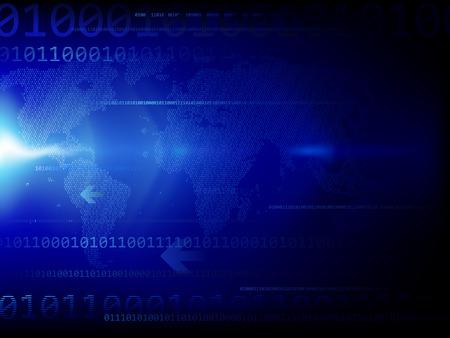 digital world: Digital world