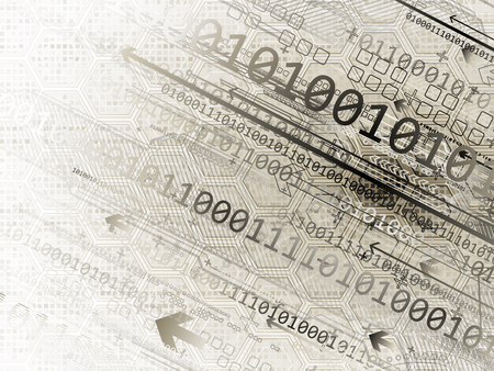 tech background: tech background