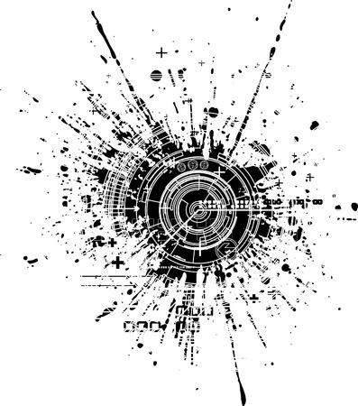 splodge: Tech blot