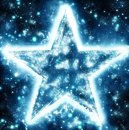 splinters: Blue star