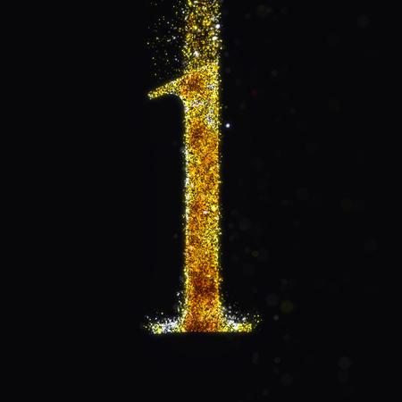 numero uno: Oro número 1